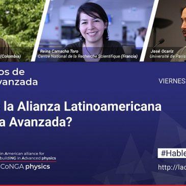 Hablemos sobre la Alianza en Física Avanzada